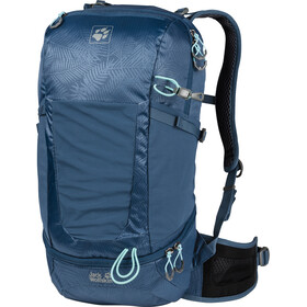 Jack Wolfskin Kingston 22 Pack, leaf dark sky